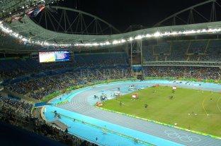 Argentina estaba en su esplendor olímpico  - El estadio panamericano donde transcurrieron las inolvidables jornadas de atletismo -