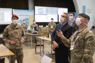 Las Fuerzas Armadas realizaron más de 10.000 tareas para la comunidad durante la pandemia