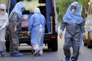 Confirmaron este lunes 18 nuevas muertes por coronavirus en Argentina - Imagen ilustrativa. -
