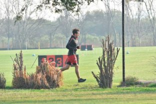 En fotos: Colón volvió a los entrenamientos -  -