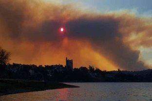 Córdoba: incendios forestales se registraron en el valle de Punilla