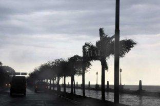 Alerta meteorológico por vientos intensos con ráfagas para la ciudad de Santa Fe