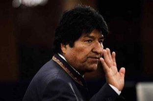 """Evo Morales recibe una nueva denuncia por """"genocidio y terrorismo"""""""