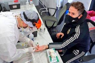 Los árbitros del fútbol argentino se sometieron a testeos serológicos