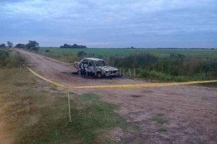 Hallan pruebas esclarecedoras del femicidio de una mujer de Alejandra - Carlos Usprung, de 63 años oriundo de Sunchales, dijo que el auto sufrió una falla eléctrica que originó las llamas. -