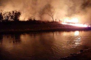 El municipio de Rincón lleva adelante acciones para prevenir y monitorear incendios forestales -  -