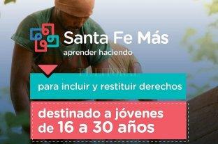 Anuncian el programa Santa Fe MÁS