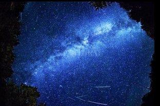 Llega la lluvia anual de estrellas Perseidas