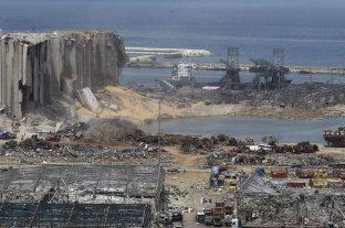 La ONU enviará más 17.000 toneladas de harina para el Líbano