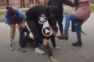 Desnudan y casi linchan a un ladrón en Berazategui