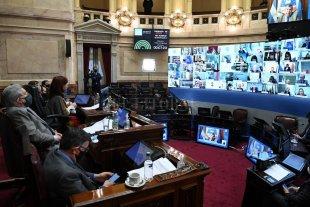 El Senado trata este miércoles en comisión el proyecto de ampliación del presupuesto 2020