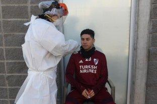 Finalmente el jugador de River Montiel dio negativo en el test de coronavirus