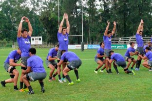 Habilitan los entrenamientos de Los Pumas