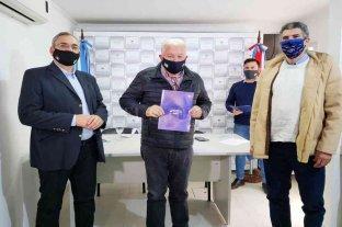 Comunas de Castellanos recibieron recursos del programa de obras menores