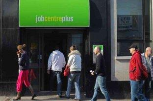 Reino Unido registra sus peores cifras de empleo desde 2009