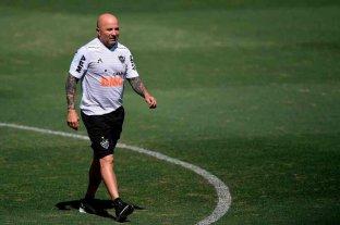 El Atlético Mineiro de Jorge Sampaoli recibe a Corinthians por el Brasileirao