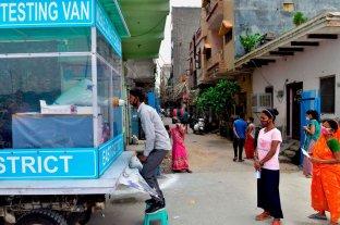 India registró más de 50 mil casos de coronavirus en las últimas horas