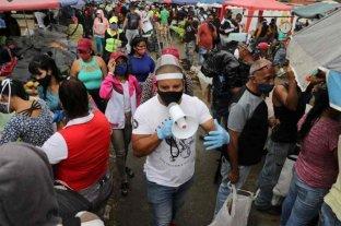 """Venezuela: la oposicion denuncia un """"subregistro"""" en la cantidad de muertos por coronavirus"""