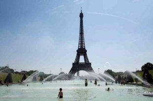 Francia vive una de las olas de calor más severas de las últimas décadas