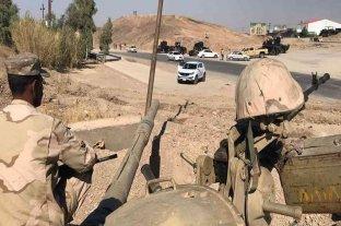Dos militares iraquíes murieron tras el ataque de un dron turco en Kurdistán