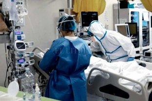 Una de cada dos personas internadas en terapia intensiva con coronavirus sobrevive en Argentina