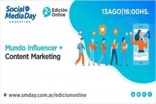 ¡Se viene la segunda! Influencers y generación de contenidos digitales en el Social Media Day Online