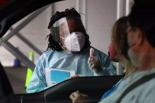 Más de 5,1 millones de contagios en EEUU y récord de decesos en Florida