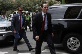 """El candidato de Donald Trump al BID denuncia que Argentina intenta """"secuestrar"""" la elección en el organismo"""