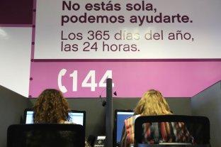Mas de 55.000 personas solicitaron asesoramiento a la línea 144