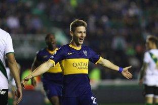 Franco Soldano continuará en Boca
