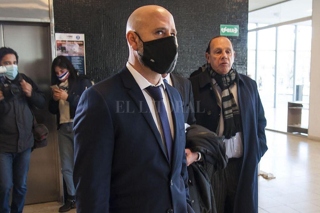Quedó preso Patricio Serjal, el ex jefe de fiscales de Rosario -  -