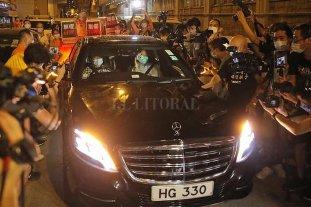 Hong Kong: liberaron a Jimmy Lai bajo fianza