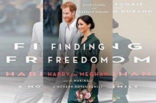 Salió a la venta la biografía no autorizada de Meghan Markle y el príncipe Harry