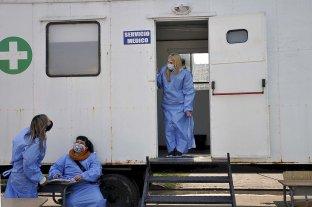 Argentina supera los 5 mil muertos y los 260 mil casos positivos de coronavirus -  -