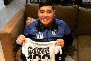 Diego Maradona no tiene coronavirus