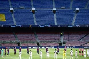 Barcelona FC anunció un caso positivo de coronavirus