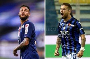 Horarios y TV: Atalanta y PSG dan inicio a los cuartos de final de la Champions League