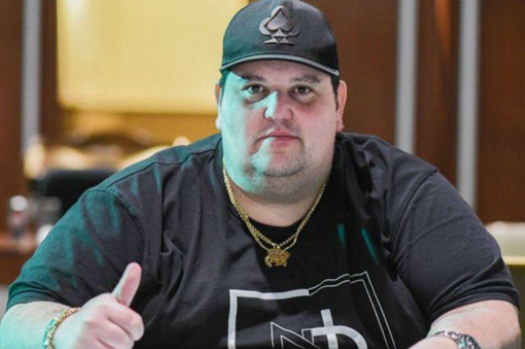David Alejandro Perona el rey del juego ilegal Crédito: Gentileza La Capital