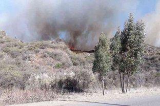 Aparecen nuevos focos de incendios en la provincia de San Luis
