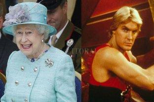 Aseguran que la reina Isabel II es fanática de Flash Gordon