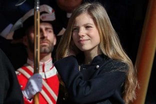 Preocupación en España por la salud de la Infanta Sofía