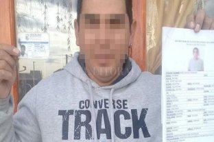 """Le revocaron el DNI a un hombre de 35 años en Río Negro: """"Siento que no existo"""""""