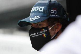 Fernando Alonso fue segundo en la primera sesión de las 500 millas de Indianápolis