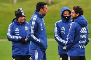 Scaloni quiere enviar a sus ayudantes a Europa para entrenar con el seleccionado