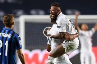 Con dos goles sobre la hora, PSG se lo dio vuelta al Atalanta y se metió en semifinales -  -