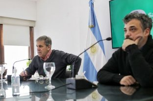 Jatón presentó el Plan Integrar Santa Fe ante referentes de las redes de instituciones