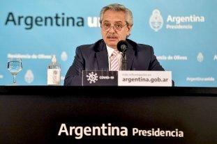 """Alberto Fernández anunció que la vacuna estará lista """"el primer semestre de 2021"""""""