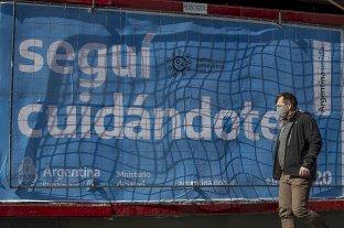 Covid-19 en Argentina: 209 muertos y 7.663 casos, la cifra más alta de contagios en un día -  -