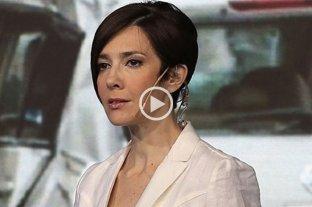 Video: tenso cruce en vivo entre Cristina Pérez y Ginés González García