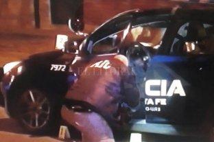 Rosario: balearon a un policía mientras custodiaba la casa de un empresario